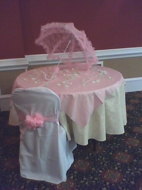 chair covers bows